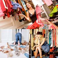 Как не скапливать одежду в шкафу?